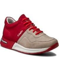 Sneakers CALLAGHAN - Bow 92100 Piedra/Rojo
