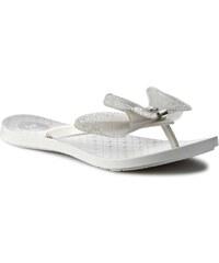 Zehentrenner ZAXY - Fresh Butterfly Fem 81823 White/Glitter 90234