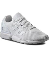 Schuhe adidas - Zx Flux K S81421 Ftwwht/Ftwwht/Ftwwht