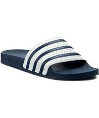 Pantoletten adidas - Adilette G16220 Adiblu/Wht/Adiblu