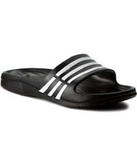 Pantoletten adidas - Duramo Sleek W G62036 Black1/Wht/Black1