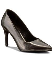 High Heels EDEO - 1978A-739 Złoty