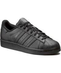 Schuhe adidas - Superstar Foundation AF5666 Cblack/Cblack/Cblack