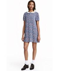 H&M Vzorované šaty