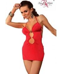 BEAUTY NIGHT FASHION Erotické šaty Amelia červené