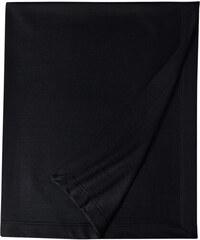 Měkká fleecová deka - Černá univerzal