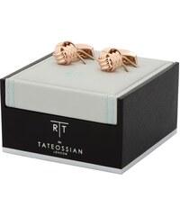 Tateossian - Manschettenknöpfe Knot Ribbed für Herren