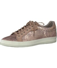 TAMARIS Sneaker in Metallic Look