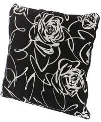 YooY Luxusní polštářek mikroplyš černá