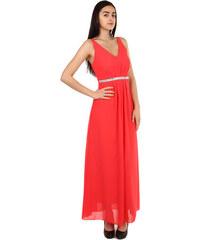 Glara Dámske dlhé plesové šaty ff406e70711