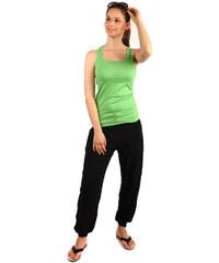 YooY Vzdušné kalhoty v různých barvách černá