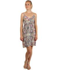 bd4710a11cf3 Glara Letné krátke šaty v etno štýle s úzkymi ramienkami