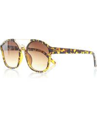 Rayflector Hnědé sluneční brýle Bandito