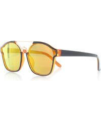 Rayflector Oranžové sluneční brýle Bandito