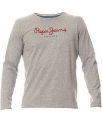 Pepe Jeans London Eggo - T-shirt - gris chiné