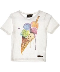 Finger in the Nose T-shirt - blanc