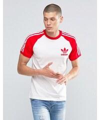 Adidas Originals - California - AZ8130 - T-shirt - Blanc