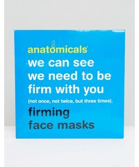 Anatomicals - We Can See We Need To Be Firm With You - Masque raffermissant x 3 - Clair
