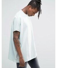 ASOS - Extremes Oversize-T-Shirt in Mintgrün - Grün