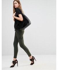 J Brand - Houlihan - Pantalon cargo skinny - Gris