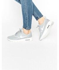 Nike - Air Max Thea - Baskets - Gris et blanc - Gris