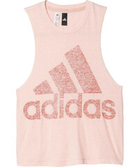 adidas Performance Damen Trainingsshirt / Tank Top Logo Sleeveless Tee