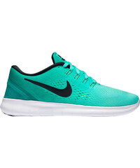 Nike Damen Sneakers Free Run grün
