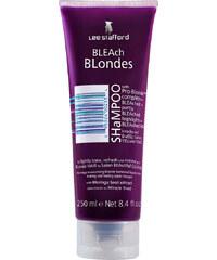 Lee Stafford Farbauffrischendes Shampoo für blondes Haar Haarshampoo Bleach Blondes 250 ml