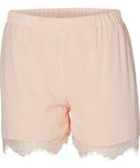 Y.A.S Shorts mit Spitze