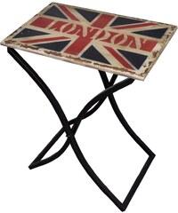 Odkládací stolek Vintage London