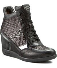 Sneakersy NERO GIARDINI - A616092D Old Iron Grigio 105