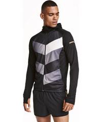 H&M Běžecká bunda s kapucí