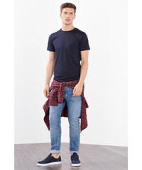 Esprit Chemise à carreaux, flanelle 100 % coton