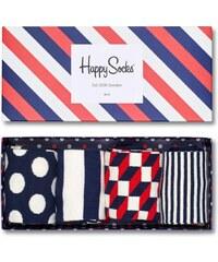Ponožky Happy Socks Big Dot Gift Box XBDO09-6000