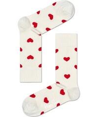 Ponožky Happy Socks Heart Sock HEA01-1000