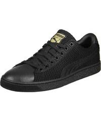 Puma Basket Tech Pack chaussures black/gold