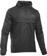 Under Armour Windbreaker black/stealth gray