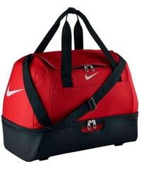 Taška Nike Club Team Hardcase (velikost M) UNIVERZÁLNÍ ČERVENÁ - ČERNÁ