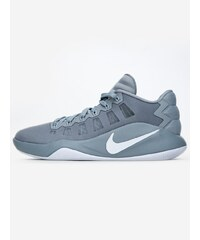 Nike Hyperdunk 2016 Low Wolf Grey White Pure Platinum