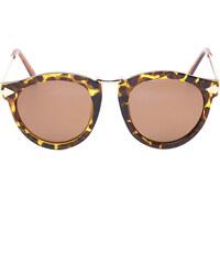 Lesara Cateye-Sonnebrille - Mehrfarbig