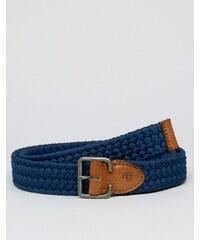Abercrombie & Fitch - Webgürtel - Marineblau