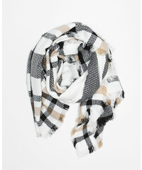 Pimkie Maxi-Schal mit Karomuster