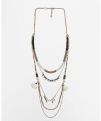 Pimkie Mehrreihige lange Halskette