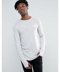 Good For Nothing - T-shirt à manches longues et petit logo - Beige