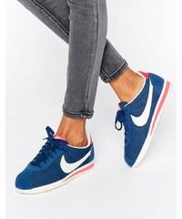 Nike - Cortez - Baskets classiques - Bleu - Bleu