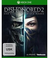 BETHESDA Dishonered 2: Das Vermächtnis der Maske Collectors Edition Xbox One