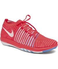 Nike - Wm Nike Free Transform Flyknit - Sportschuhe für Damen / orange