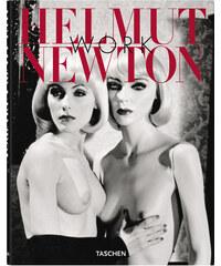 Buch Work von Helmut Newton, Taschen Verlag.