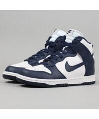 Nike WMNS Dunk Retro QS white / midnight navy