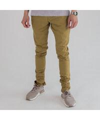 R.CLO Zip Pants tan